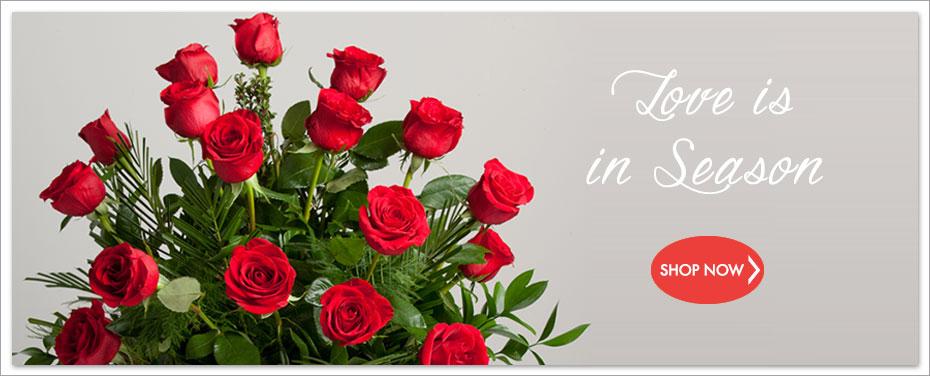 Love is in season - Floral