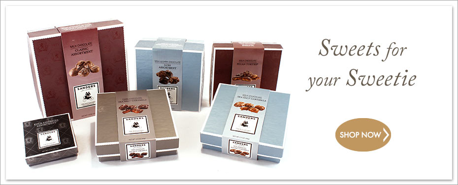Sweets for your sweetie - Chocolates
